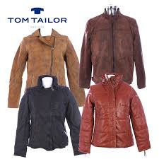 on request tom tailor leather jackets for men and women