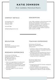 White Minimal Scholarship Resume
