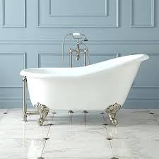 bathtub clawfoot bathtubs clawfoot bathtub dimensions