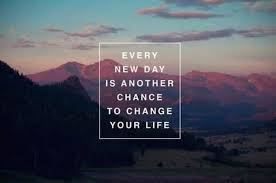 New Day Quotes Cool INSPIRATIONAL QUOTE A NEW DAY TO CHANGE OUR HEALTH A Holistic