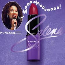 selena quintanilla s mac collection is almost ready