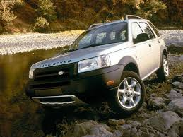 Land Rover Freelander - loved this one - written off by a drunk ...