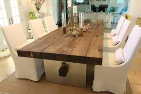 modern dining room table. Modern Wood Dining Room Table Of Exemplary Tables