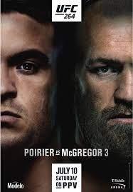 UFC 264 – Poirier vs McGregor 3 – FIGHTEVENTS.DE