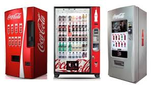 Coca Cola Vending Machine Singapore