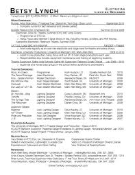 Electrician Resumes Free Resume Example And Writing Download