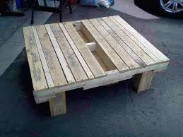 how to make a coffee table out of pallets making a coffee table steps required coffee table out of wood pallets
