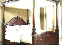 Canopy Beds With Drapes For Bed Fancy Sale Drape Curtains ...