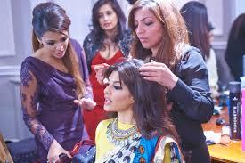 actresses in makeup room