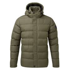 tog24 hexham mens long insulated jacket