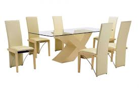 Clear Dining Room Table Charming Clear Dining Room Table On Furniture With Serene Small