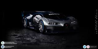 Called the bugatti vision gran turismo, this new model was crafted by the bugatti design team to be created as a physical show car and digital race car. Artstation Bugatti Vision Gt Automobile 3d Model Abhishek Shukla