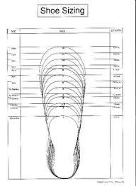 Kids Shoe Size Chart Printable Printable Shoe Size Chart Uk Mens Download Them Or Print