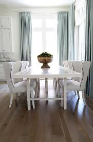 white lacquered furniture. White Lacquered Dining Table With Wingback Chairs White Lacquered Furniture I