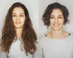 účesy Před A Po Překvapivé Změny Dámské účesycz