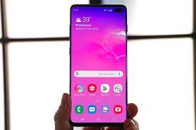 Samsung Smartphone Design This Leak Might Be Samsungs Next Gen Smartphone Design But