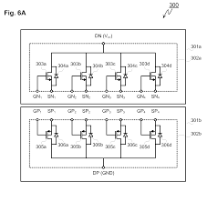 patent us20080252372 power mosfets improved efficiency for patent drawing