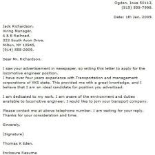 Engineering Cover Letter Format Images - Cover Letter Ideas