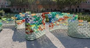 le stanze del vetro unveiled a new large scale commission by pae white in may 2017 on the island of san giorgio maggiore qwalala is the pomo indigenous