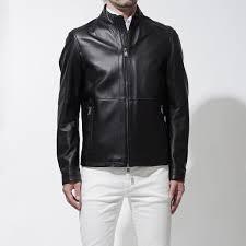 boss hugo boss boss hugoboss riders jacket men leather blouson leather genuine leather blouson jacket riders black black no 50374185 001 no lam