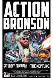 action bronson flyer