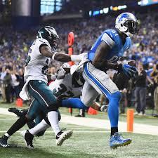 Calvin Johnson Trade Rumors: Retired NFL wide receiver spotted on plane to  Philadelphia - Bleeding Green Nation