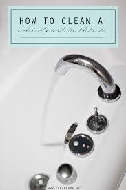 to Clean a Whirlpool Bathtub - Clean Mama