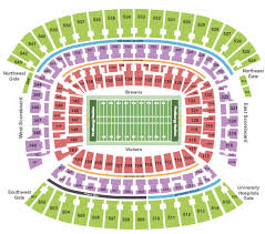 Cleveland Brown Stadium Seating Chart Cleveland Browns Packages