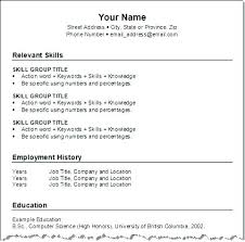 Create Resume Template Best Example Resume Templates How To Create A Resume Template Agriculture