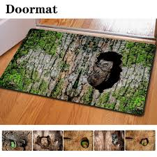 modern doormat outdoor in the innovative materials  house design