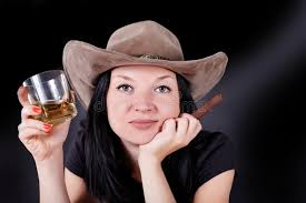 Image result for woman cigar whiskey