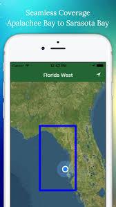 Sarasota Bay Nautical Chart Marine Charts Offline Florida West Coast By Yanala Reddy