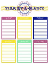 Multi Year Planner Universal Teacher Planner Multi Year Use