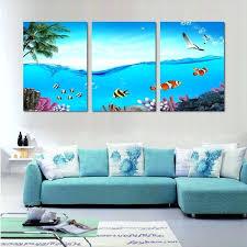 3 piece canvas art beach 3 pieces sets canvas art canvas paintings tropical sea blue beach on tropical wall art sets with 3 piece canvas art beach 3 pieces sets canvas art canvas paintings