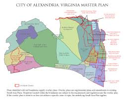 Town Of Huntington Zoning Chart Alexandria Master Plan Citywide Chapters City Of