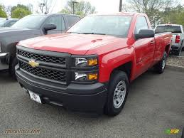 2014 Chevrolet Silverado 1500 WT Regular Cab in Victory Red ...