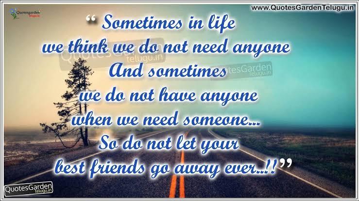 friendship quotes in english shayari