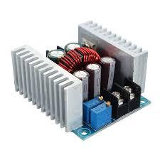 <b>300W</b> 20A <b>DC Buck</b> Module Constant Current Adjustable Step ...
