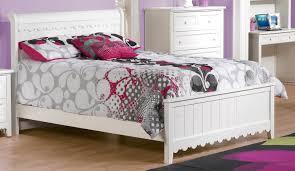 sweetdreams twin bed  white  leon's