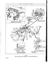 Ford 2000 3000 4000 plete 2pc front rear engine diesel tractor wiring diagram generator diagram