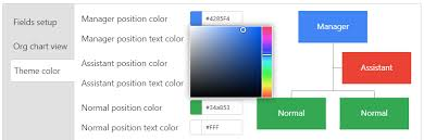 How To Add Org Chart Colors That Fit Your Brand Org Chart