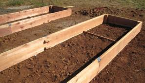 how to build a vegetable garden box. Two \ How To Build A Vegetable Garden Box L