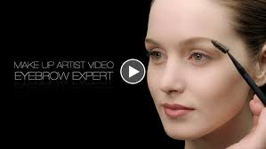 video promoo how to eyebrows with the makeup artist tutorial presented by kiko make up milano you