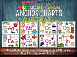 Literacy Anchor Charts For Little Learners Little Bird