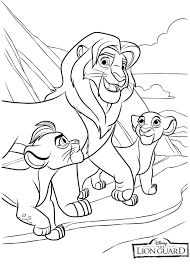 I remember it like it was yesterday! Lion Guard Coloring Pages Best Coloring Pages For Kids