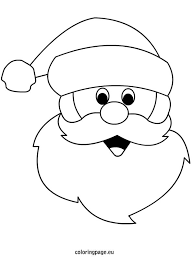 Small Picture Santa Claus coloring page