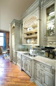 C Chalk Paint Kitchen Cabinets Vs  Milk Whats The Difference