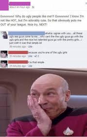 FunniestMemes.com - Funniest Memes - [Ewwwwwwww! Why Do Ugly ... via Relatably.com