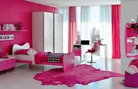 Pink Bedroom Decorating Ideas
