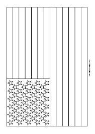 Usa Flag Coloring Pages Flag Coloring Book Flag 2 American Flag